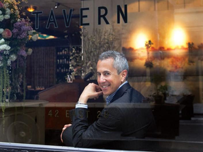 Danny Meyer Grammercy Tavern New York Mind Your Guest Robert Bosma gast team