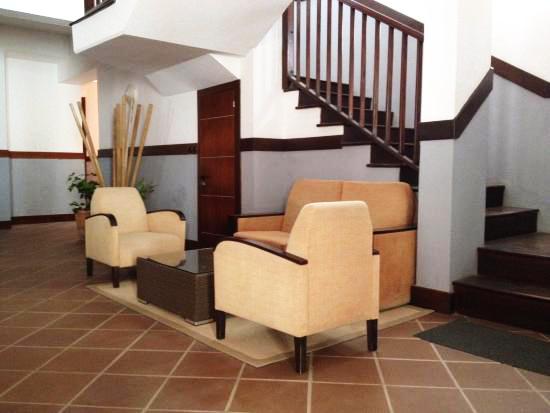 Lobby Hotel Dunas Boa Vista Sal Rei Cape Verde