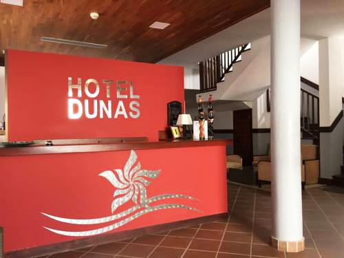 Receptie Hotel Dunas Boa Vista Sal Rei Cape Verde