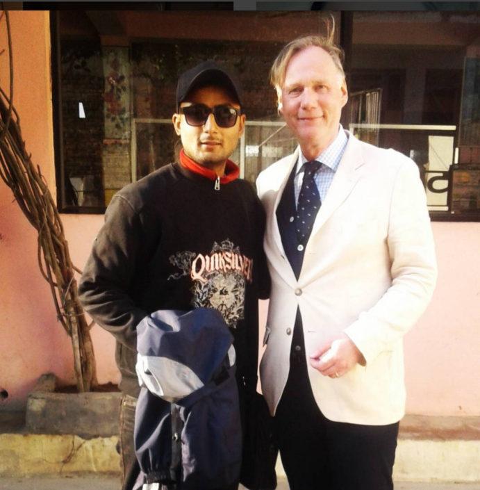 nepal nepalgunj pum business hotel group sangam kandel training masterclass UAHM universal association of hospitality management hospitality gastvrijheid gastvrij zijn service kwaliteit model van aandacht the connect effect robert bosma mind your guest