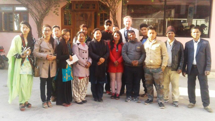 nepal nepalgunj pum business hotel group sangam kandel training masterclass UAHM universal association of hospitality management hospitality gastvrijheid gastvrij zijn service kwaliteit model van aandacht the connect effect robert bosma mind your guest