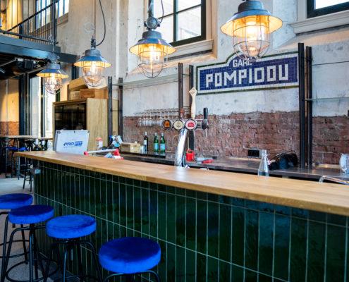 gare pompidou woerden defensieeiland stationshal treinstation frans frankrijk franse keuken tour de france culinair mind your guest robert bosma