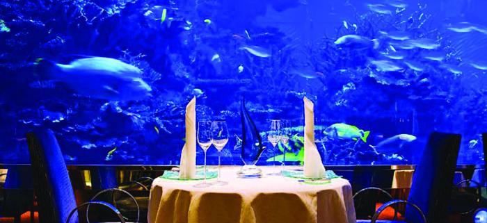 Restaurant Burj Al Arab Dubai 7 sterren Boa Vista Cape Verde Mind Your Guest Robert Bosma