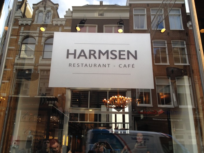 Restaurant Harmsen Amsterdam Utrechtsestraat Mind Your Guest Hilversum Rob Bosma