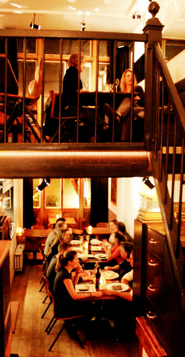 Restaurant Harmsen Amsterdam Utrechtsestraat Mind Your Guest Rob Bosma