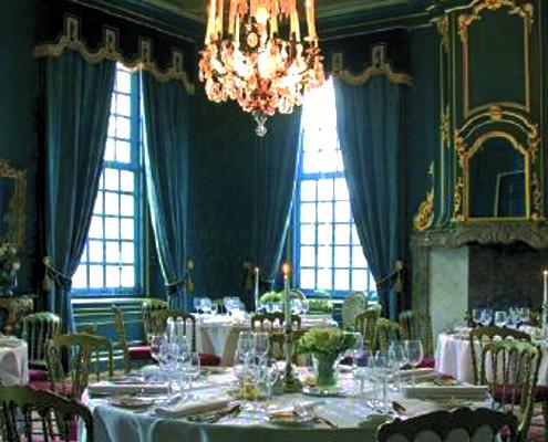 hospitality klantvriendelijkheid training gastvrijheid Kasteel diner evenement diner zakelijk organisatie protocol etiquette Mind Your Guest Robert Bosma
