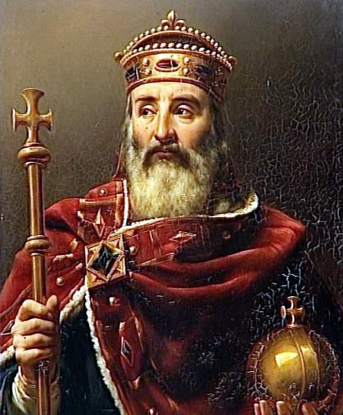 Holy hospitality Keizer Karel de Grote gastvrijheid gastvrij zijn training hospitality Mind Your Guest Robert Bosma