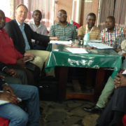 hospitality klantvriendelijkheid training gastvrijheid hotel directors eigenaren Bukavu Kongo PUM training gastvrijheid hospitality medewerkers Mind Your Guest Robert Bosma