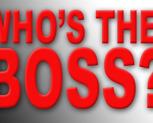Who's the Boss? 5 tips voor succesvol leiderschap training gastvrijheid hospitality customer service klantvriendelijkheid Mind Your Guest Robert Bosma