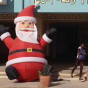 Christmas, 2016 Cape attention Verde Boa Vista Hotel Dunas Hotel Boa Vista Christmas tree Santa Claus snow family Christmas dinner museum hospitality training customer service quality Mind Your Guest Robert Bosma